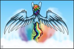 Cloud Breach by StormBlaze-Pegasus
