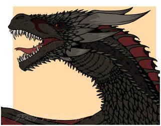 Drogon 2019 by StormBlaze-Pegasus