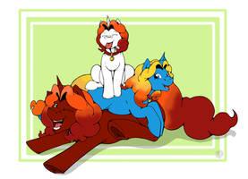 Unicorn Pile
