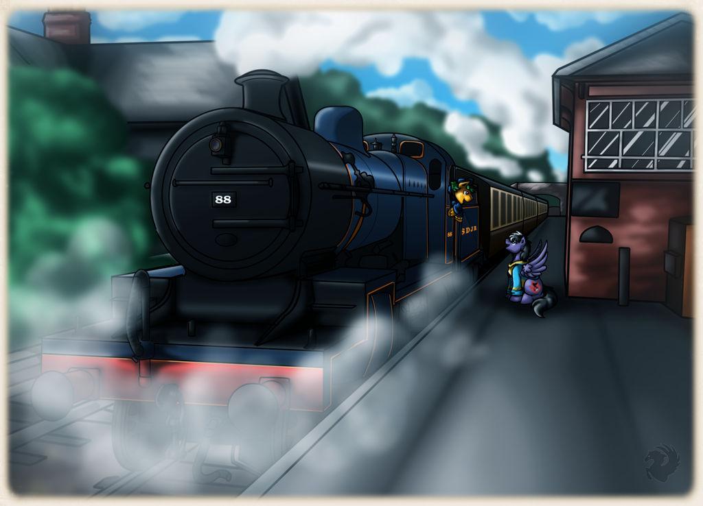 Steam at Bishop's Lydeard