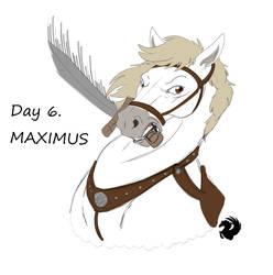 Disneycember Day 6 Maximus