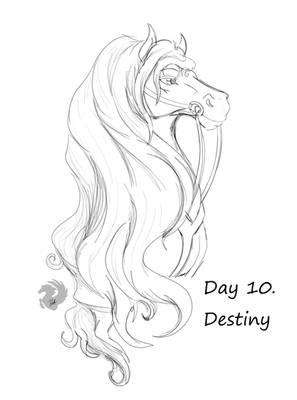 Disneycember Day 10 Destiny