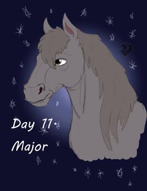Disneycember Daily Day 11 Major