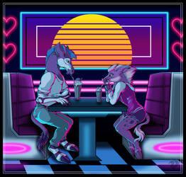 Neon Date