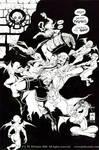 Hellboy Versus Pygmies