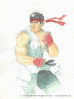 Ryu by jmdesantis