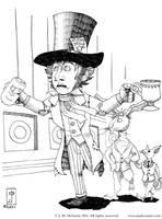 Alice in Wonderland - Line 459 by jmdesantis