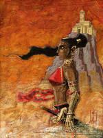 Her Name is Chadhiyana by jmdesantis