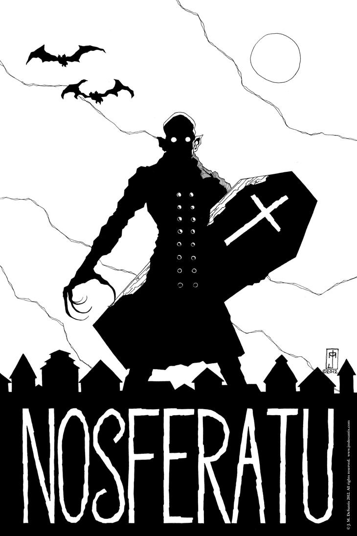 Nosferatu poster by jmdesantis