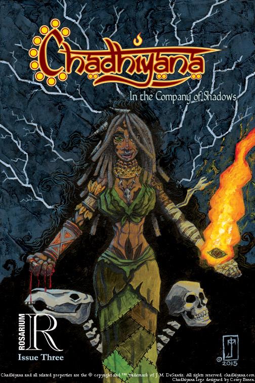 Chadhiyana #3 cover by jmdesantis