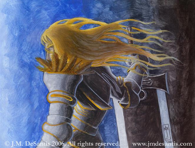 Siegfried - Soul Calibur III by jmdesantis