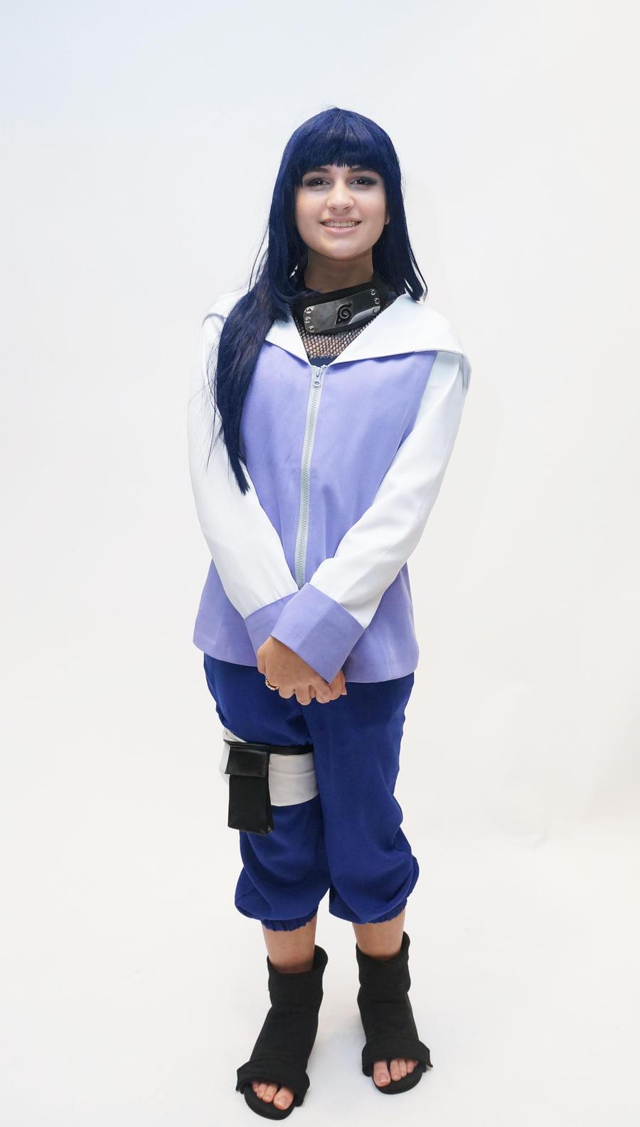 [Cosplay] Ino (Naruto) by Kristy CHE (NSFW) 18+   G4SKY.net  Seto Hinata Costume