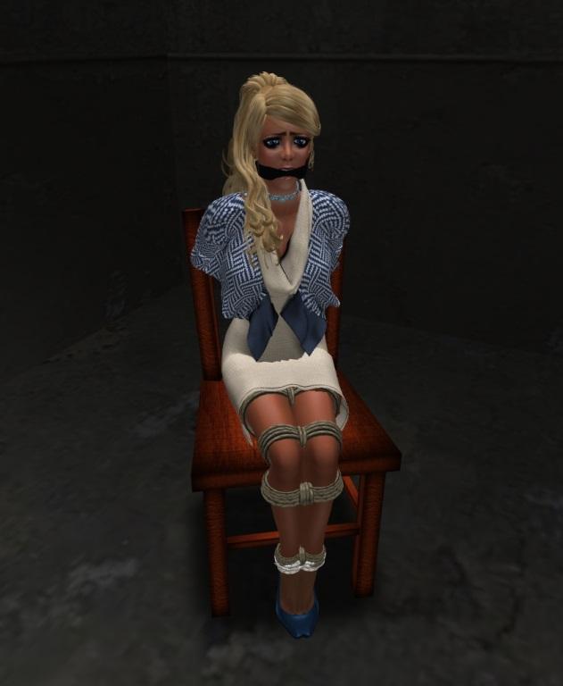 Danii new chair by snowcat202