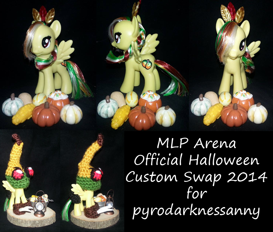 Halloween Swap 2014 by JwalsShop
