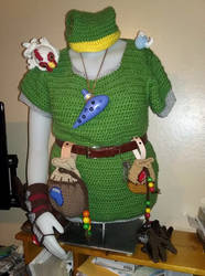Link Costume by JwalsShop