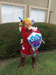 Link Costume 2 by JwalsShop