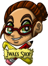 2018 Shop Logo by JwalsShop