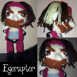 Egoraptor by JwalsShop