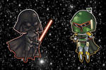 Chibi Space Battle