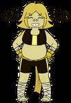 Steven Universe OC: Calcite