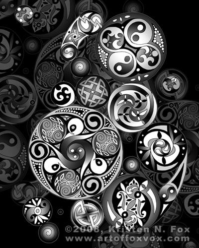 Celtic Clockwork by foxvox