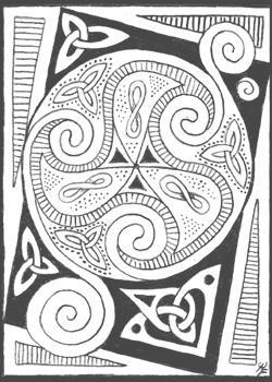 ATC 003 - A Twist of Celtic by foxvox