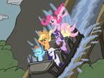 Waterpark Ponies