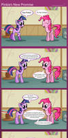 Pinkie's New Promise