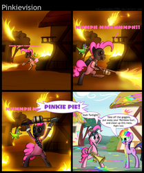 Pinkievision by SubjectNumber2394
