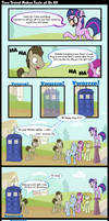Time Travel Makes Fools of Us All by SubjectNumber2394
