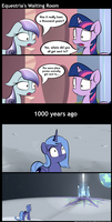 Equestria's Waiting Room