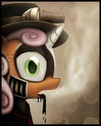 Steam Powered Sweetiebot by SubjectNumber2394
