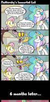 Fluttershy's Immortal Coil