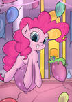 Canterlot Series - Pinkie Pie