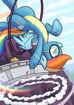 Canterlot Series - Rainbow Dash