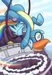Canterlot Series - Rainbow Dash
