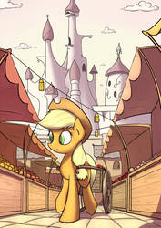 Canterlot Series - Applejack