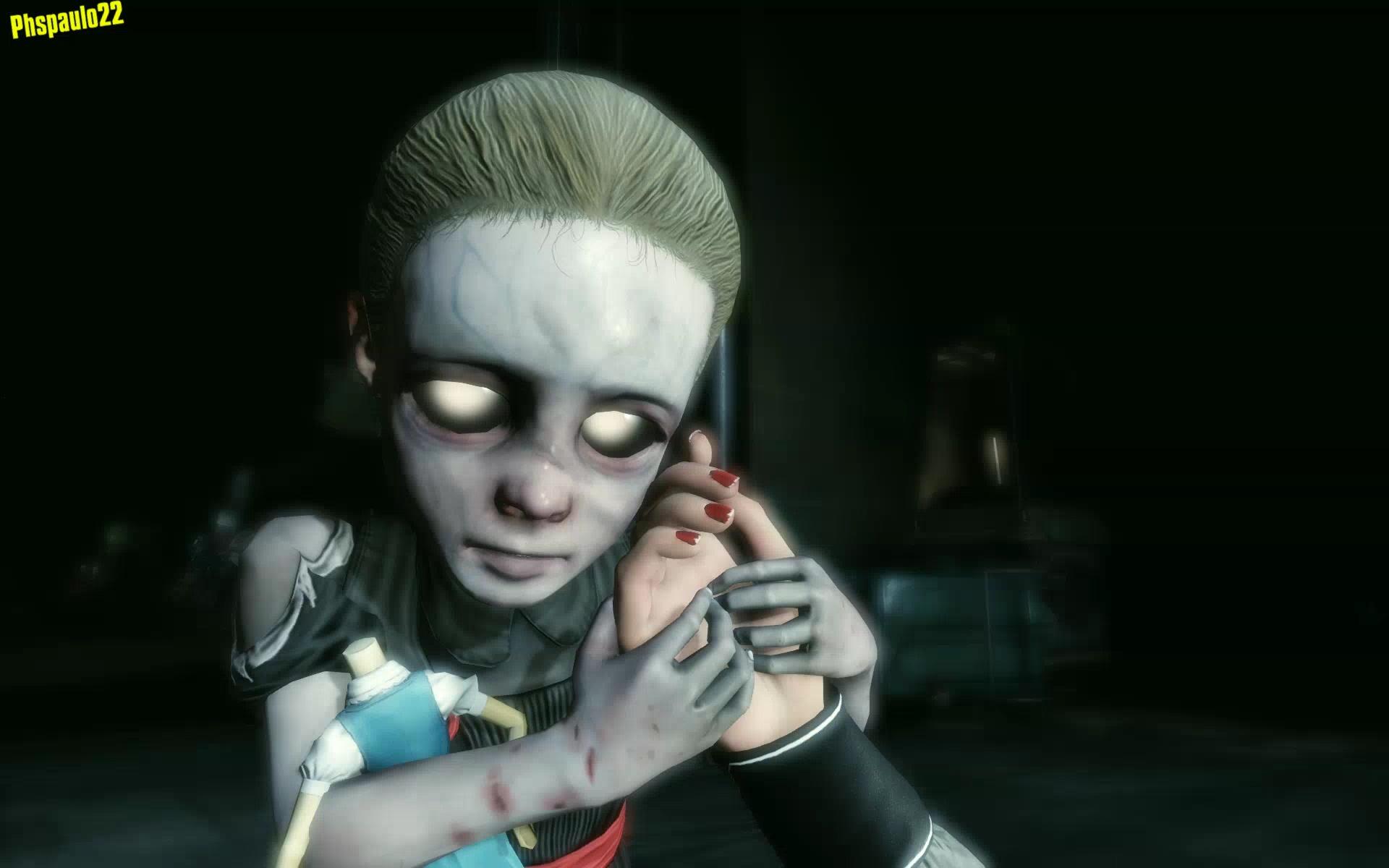 Bioshock Infinite: Burial At Sea Ep 2 - Young Elizabeth Hair ...