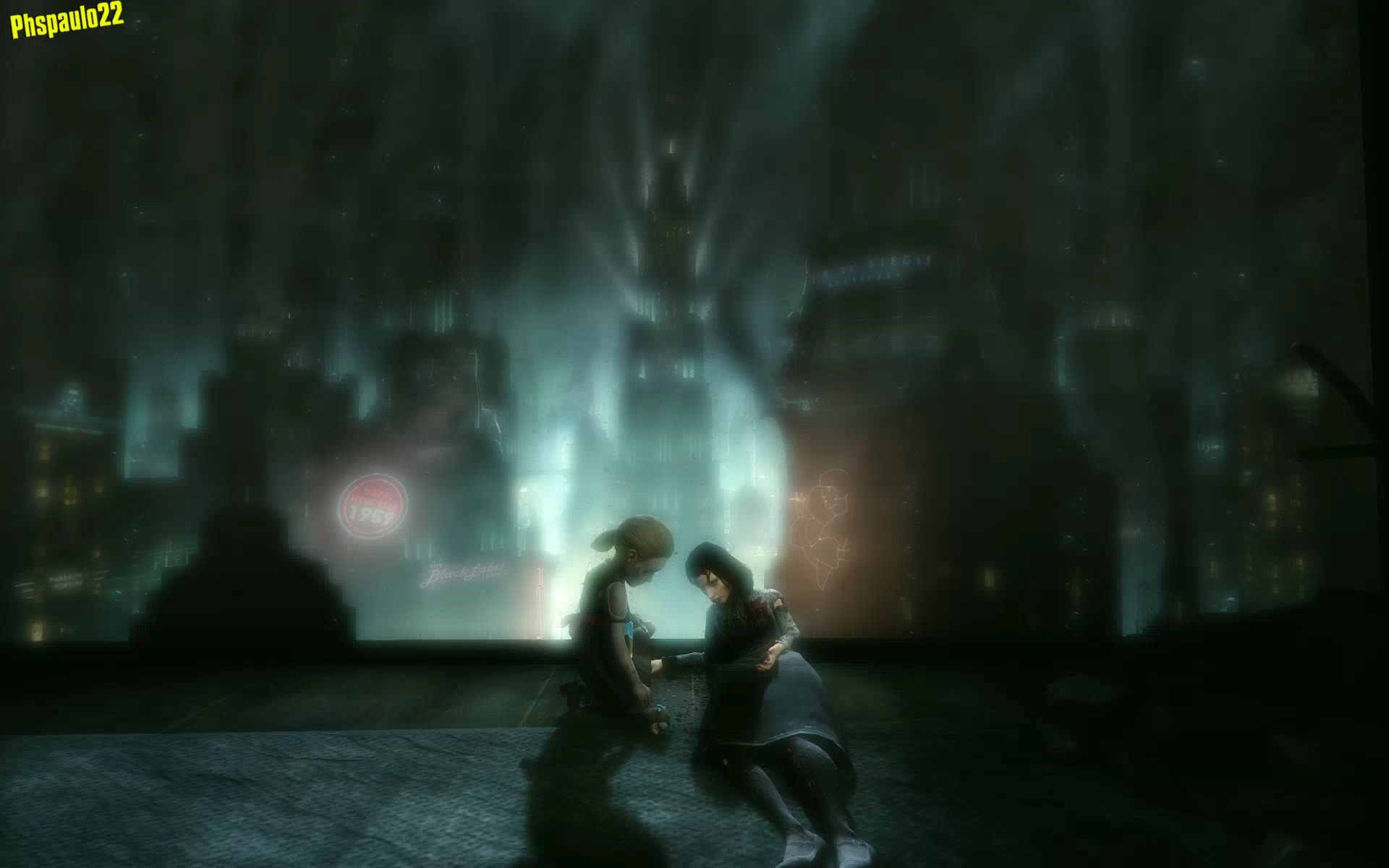 Burial at Sea Ep. 2 Screenshot: Sally and Liz#2 by Phspaulo22 on ...