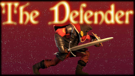 [SFM] The Defender by CaptainLopunny