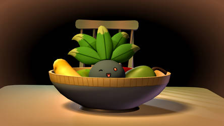 [SFM] Not A Fruit by CaptainLopunny