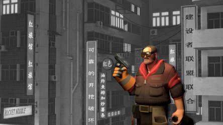 [SFM] GTA IV-style Background by CaptainLopunny