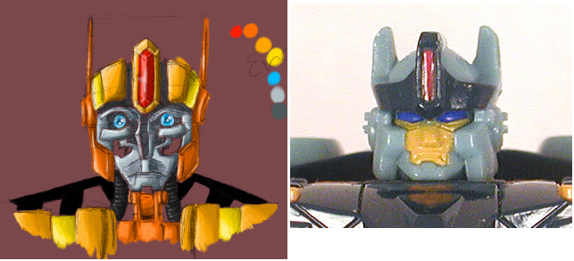 Transformers: Evac by Naruchanwa