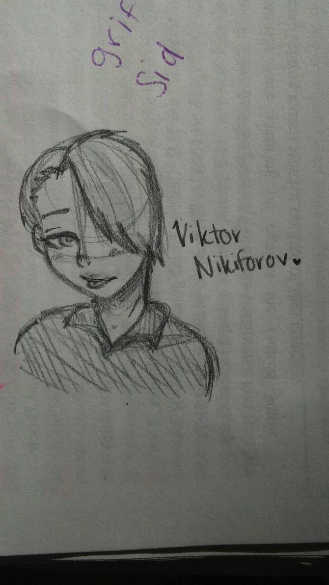 Viktor by hannahpegasus
