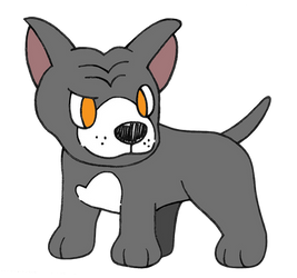 Day 26: Pit Bull by Alice-of-Africa
