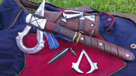AC3 Connor Kenway: Tomahawk