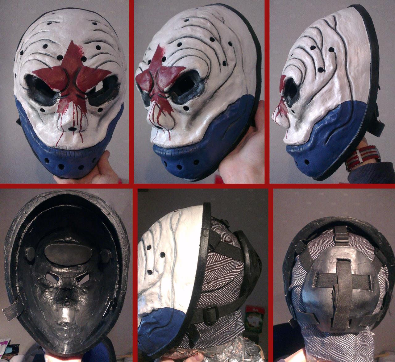 Самая красивая маска в payday 2