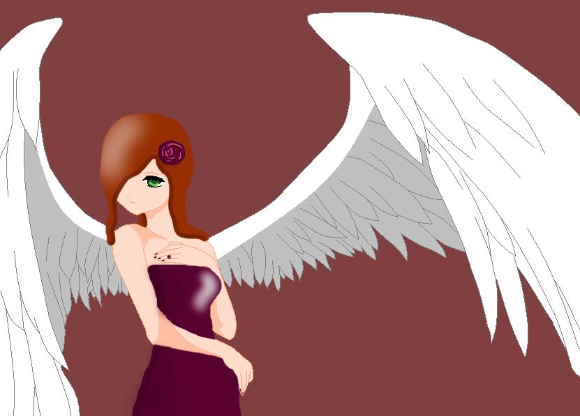 Angel by miku350