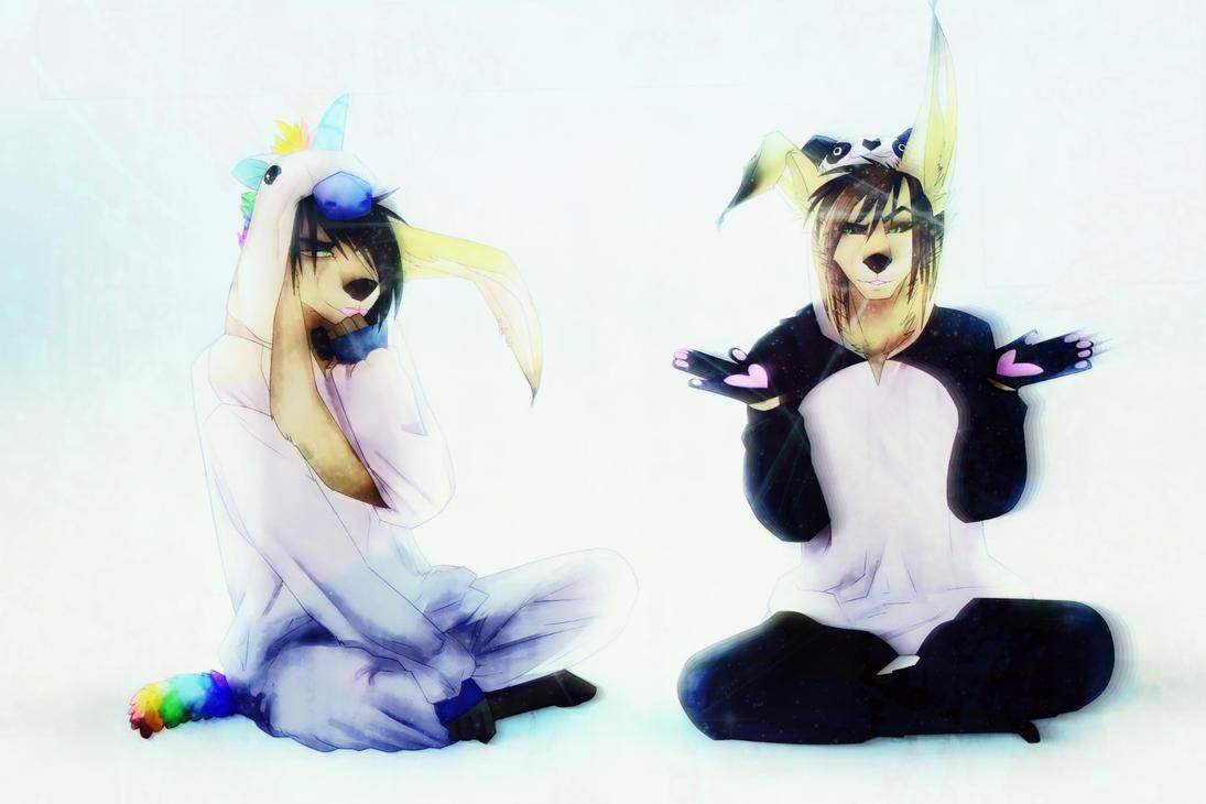 I like your kigurumi by x-LOLlipop-xXx