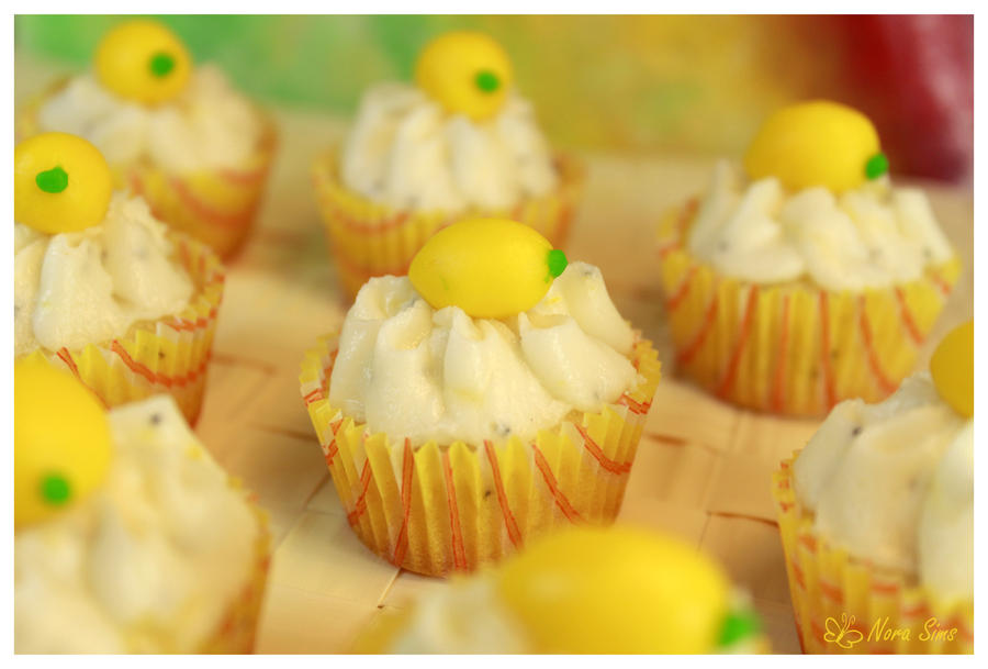 Mini Lemons by Nora-Sims